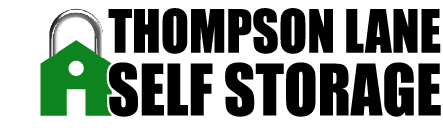 Thompson Lane Storage Logo